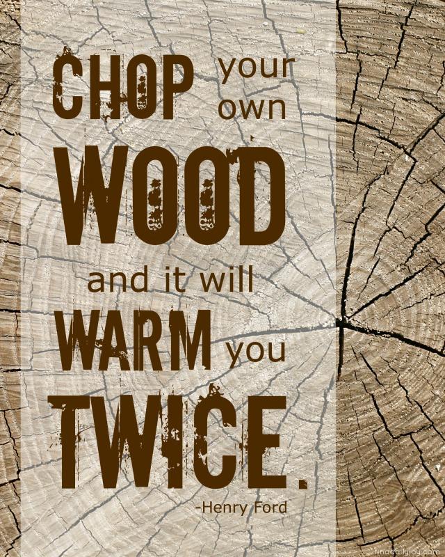 chop-wood-find-daily-joy